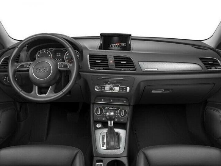 Audi Q3 Audi Q3 2.0TDI+QUATTRO 51KMS+PANO+NAVI+XENON Bleu Peinture métallisée - 5