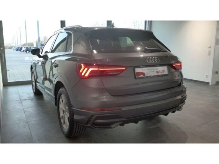 Audi Q3 Audi Q3 35 TFSI S line LED/ Virtual/ Navi/ Gris Peinture métallisée - 4