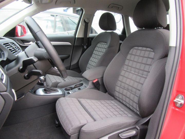 Audi Q3 BUSINESS LINE QUATTRO S TRONIC 7 Rouge Occasion - 4