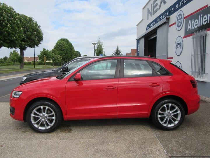 Audi Q3 BUSINESS LINE QUATTRO S TRONIC 7 Rouge Occasion - 5