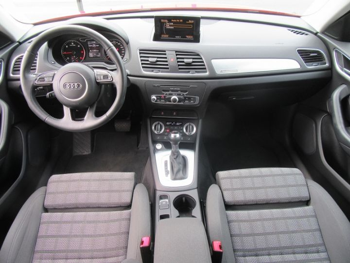 Audi Q3 BUSINESS LINE QUATTRO S TRONIC 7 Rouge Occasion - 9