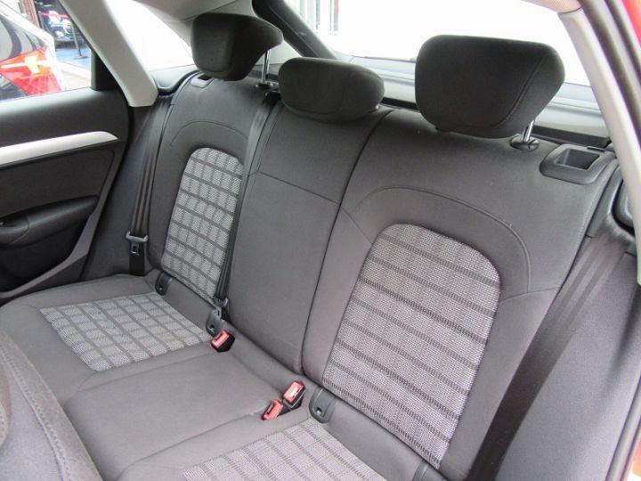 Audi Q3 BUSINESS LINE QUATTRO S TRONIC 7 Rouge Occasion - 10
