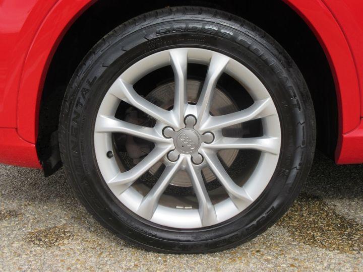 Audi Q3 BUSINESS LINE QUATTRO S TRONIC 7 Rouge Occasion - 14