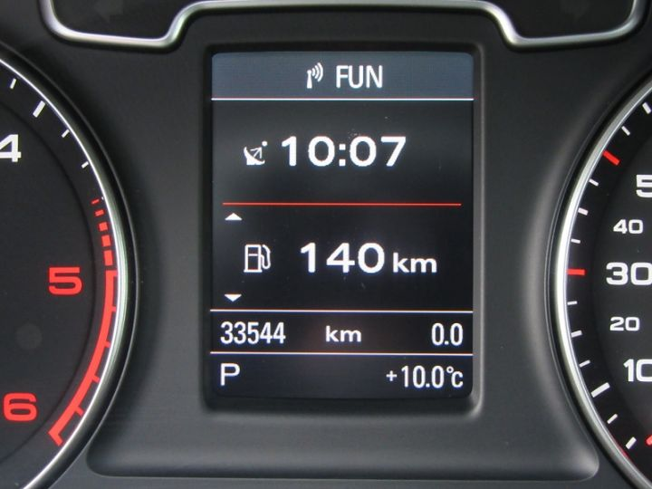 Audi Q3 BUSINESS LINE QUATTRO S TRONIC 7 Rouge Occasion - 16