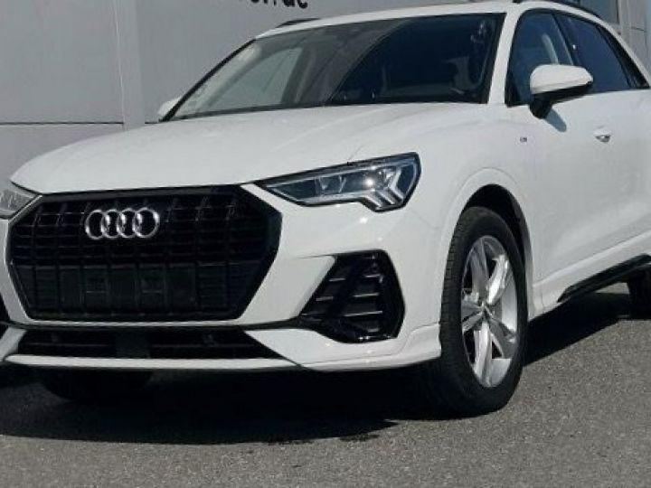 Audi Q3 s-line BLANC  - 1