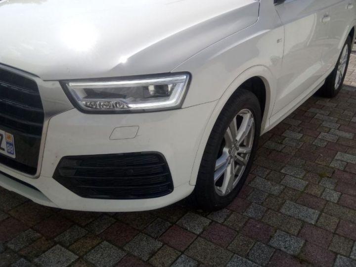 Audi Q3 s-line quattro blanc - 3
