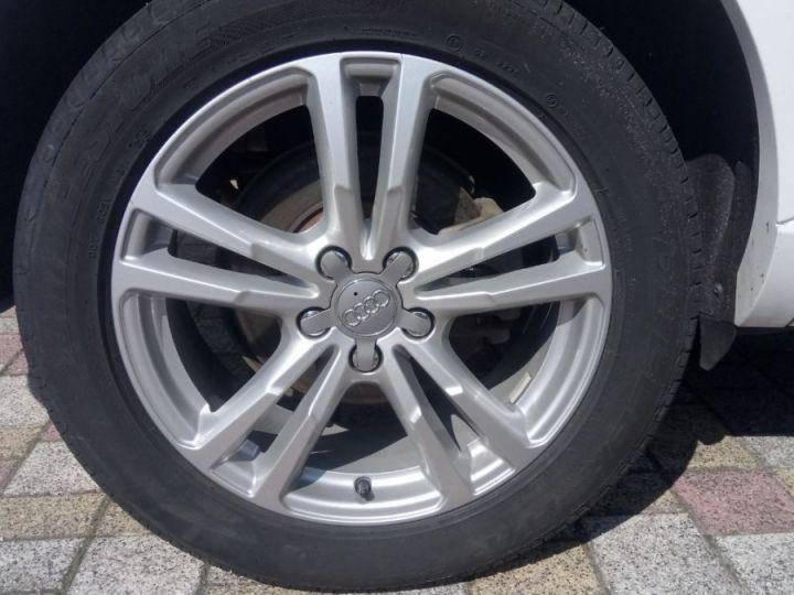 Audi Q3 s-line quattro blanc - 7