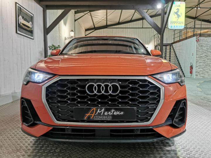 Audi Q3 Sportback 35 TDI 150 CV STRONIC Orange - 3