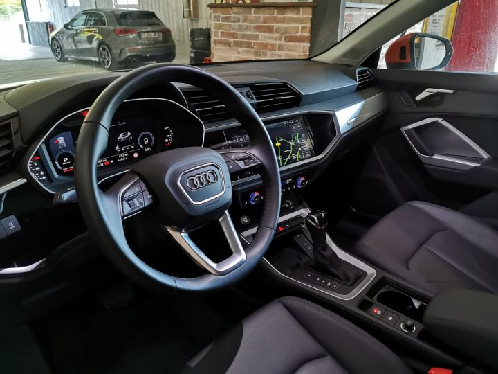 Audi Q3 Sportback 35 TDI 150 CV STRONIC Orange - 5