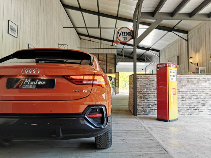 Audi Q3 Sportback 35 TDI 150 CV STRONIC Orange - 15