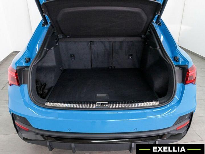 Audi Q3 Sportback 35 TDI S Line  BLEU PEINTURE METALISE Occasion - 3