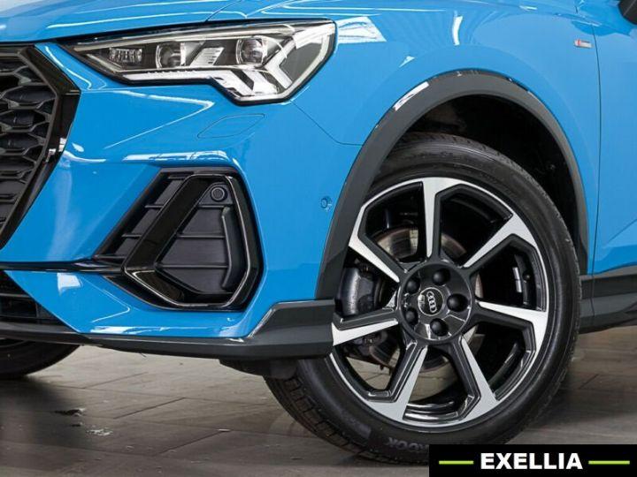 Audi Q3 Sportback 35 TDI S Line  BLEU PEINTURE METALISE Occasion - 5