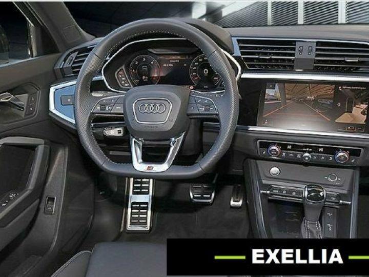 Audi Q3 Sportback 40 TDI S Line ARGENTE PEINTURE METALISE  Occasion - 5