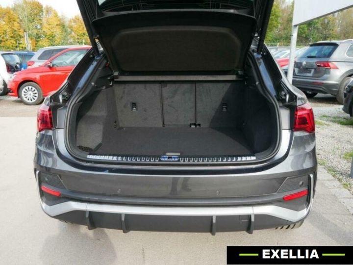 Audi Q3 Sportback 45 TFSI Quattro S Line GRIS PEINTURE METALISE  Occasion - 8