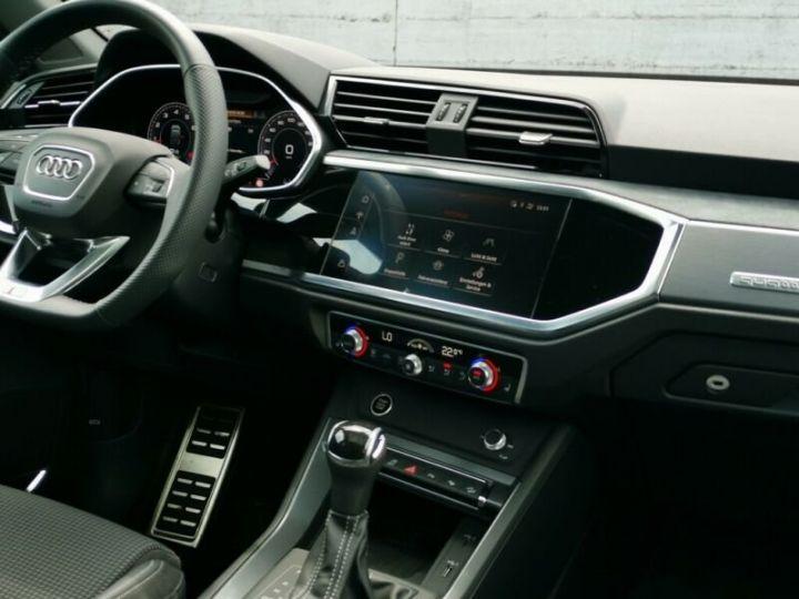Audi Q3 Sportback Audi Q3 Sportback 45 TFSI S-line 230ch Noir - 11