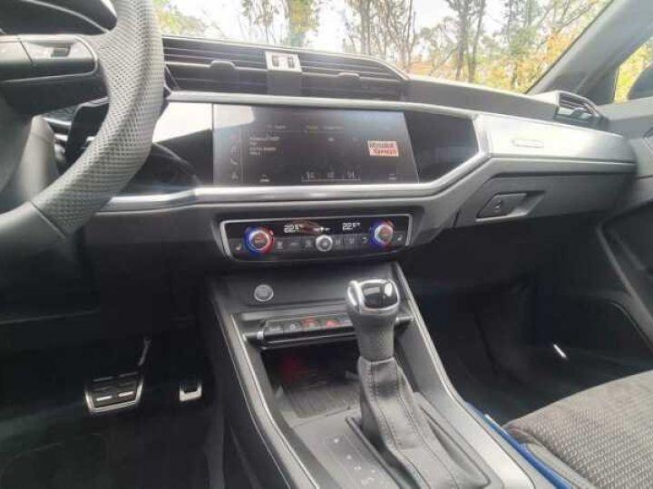 Audi Q3 Sportback Audi Q3 Sportback 45 TFSI S-line 231ch Blanc - 11