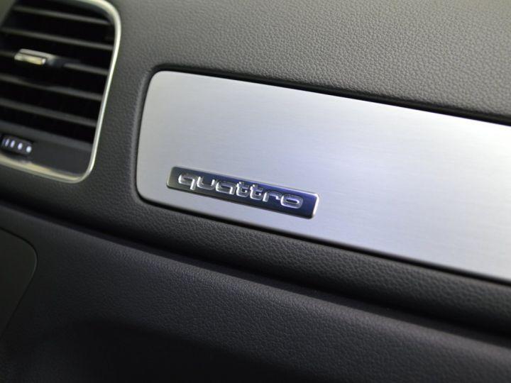 Audi Q3 Superbe 2.0 tdi 177ch quattro stronic SLINE plus 1ere main DAYTONA 19 KEYLESS GO GPS MMI... GRIS DAYTONA - 16