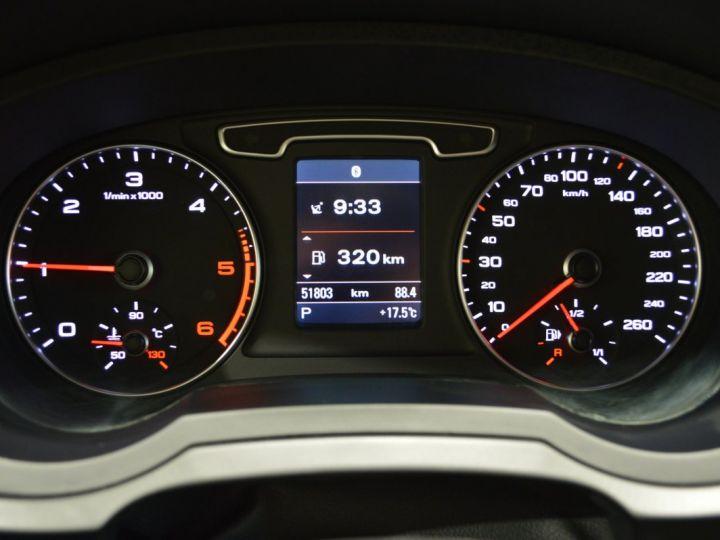 Audi Q3 Superbe 2.0 tdi 177ch quattro stronic SLINE plus 1ere main DAYTONA 19 KEYLESS GO GPS MMI... GRIS DAYTONA - 18