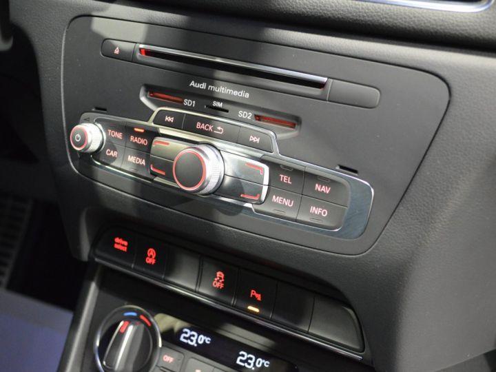 Audi Q3 Unique audi q3 facelift quattro 2.0 tdi 184ch stronic sline competition rouge misano nacre 1ere main ROUGE MISANO NACRE - 16
