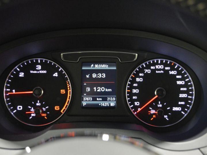 Audi Q3 Unique audi q3 facelift quattro 2.0 tdi 184ch stronic sline competition rouge misano nacre 1ere main ROUGE MISANO NACRE - 18