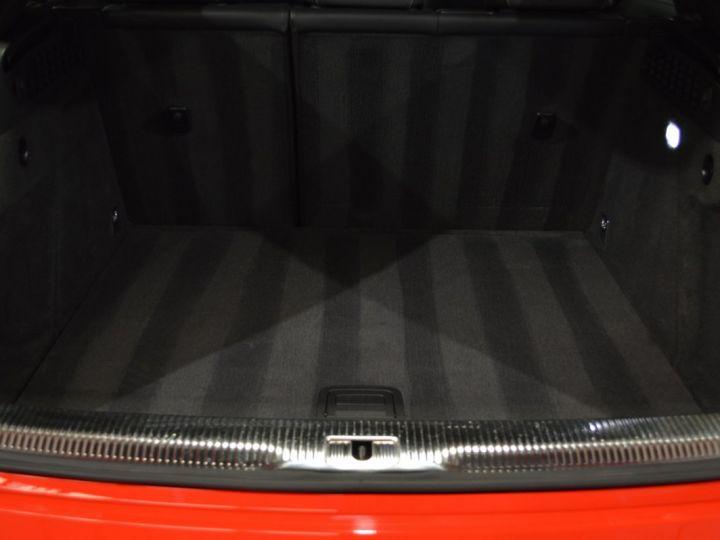 Audi Q3 Unique audi q3 facelift quattro 2.0 tdi 184ch stronic sline competition rouge misano nacre 1ere main ROUGE MISANO NACRE - 19