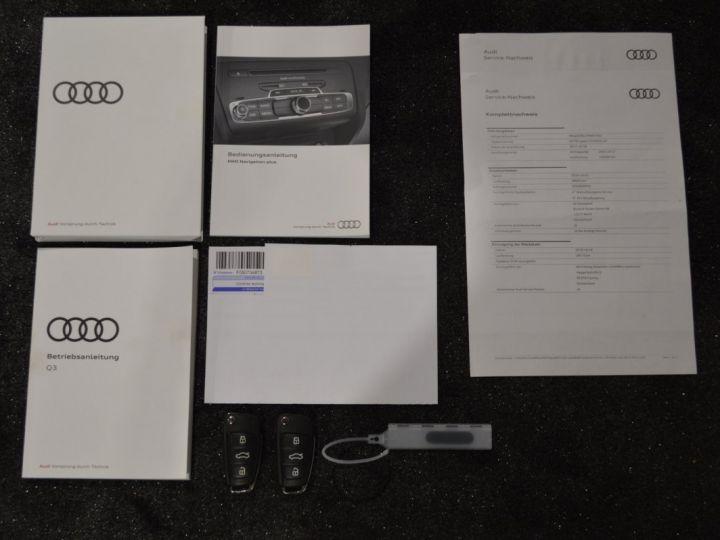 Audi Q3 Unique audi q3 facelift quattro 2.0 tdi 184ch stronic sline competition rouge misano nacre 1ere main ROUGE MISANO NACRE - 21