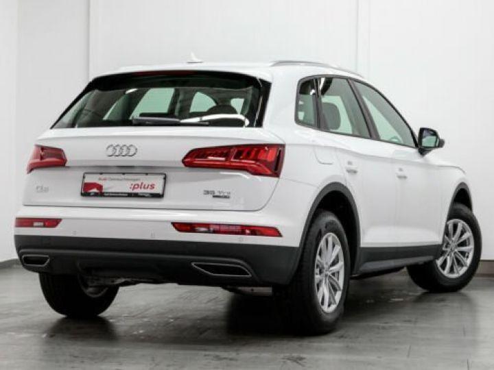 Audi Q5 Blanc - 2
