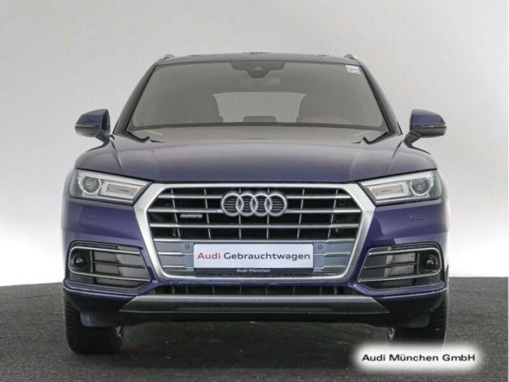 Audi Q5 bleu - 2