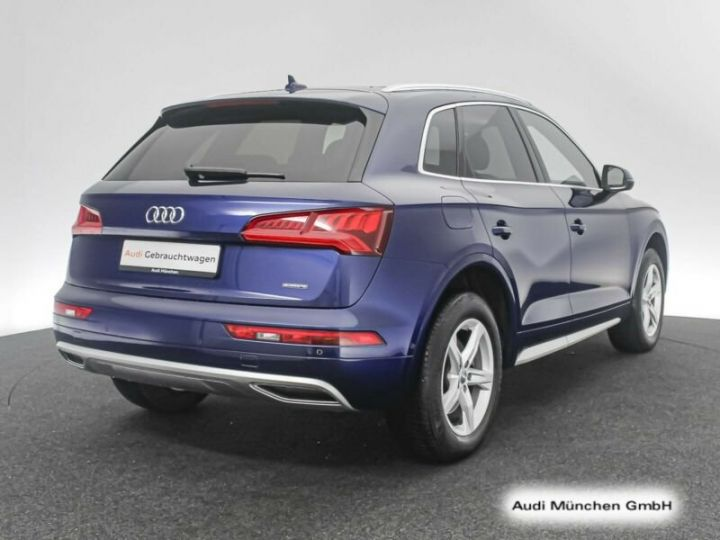 Audi Q5 bleu - 5