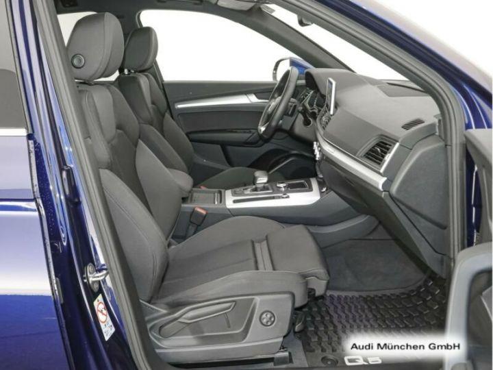 Audi Q5 bleu - 6