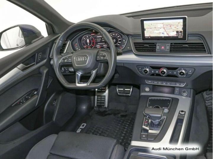 Audi Q5 bleu - 7