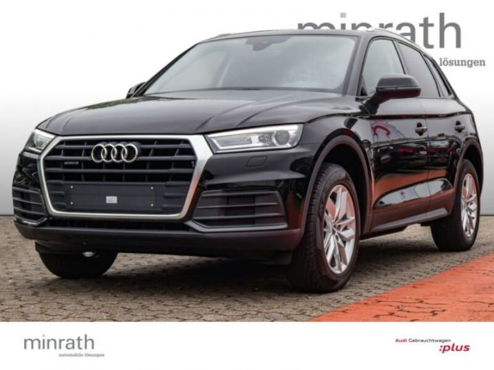 Audi Q5 Noir - 1