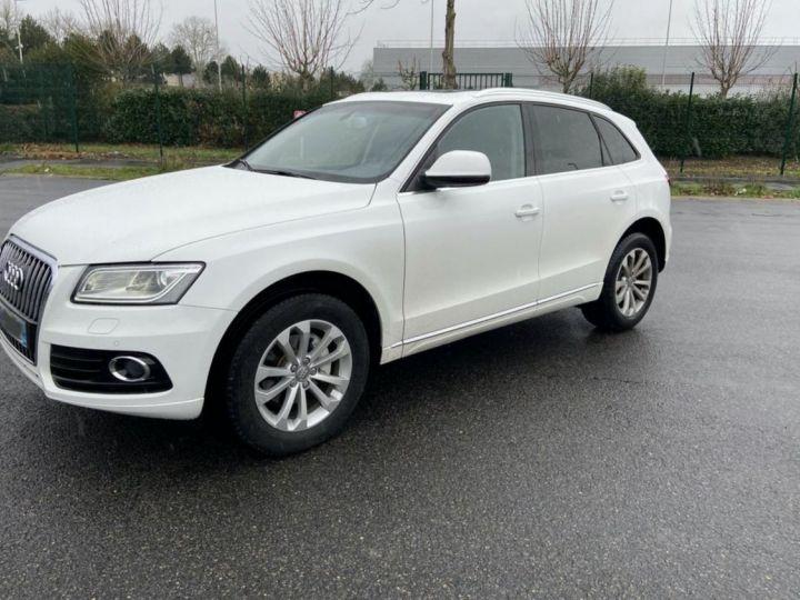 Audi Q5 2.0 225CH AVUS QUATTRO Blanc - 1