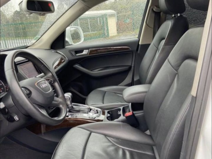 Audi Q5 2.0 225CH AVUS QUATTRO Blanc - 2