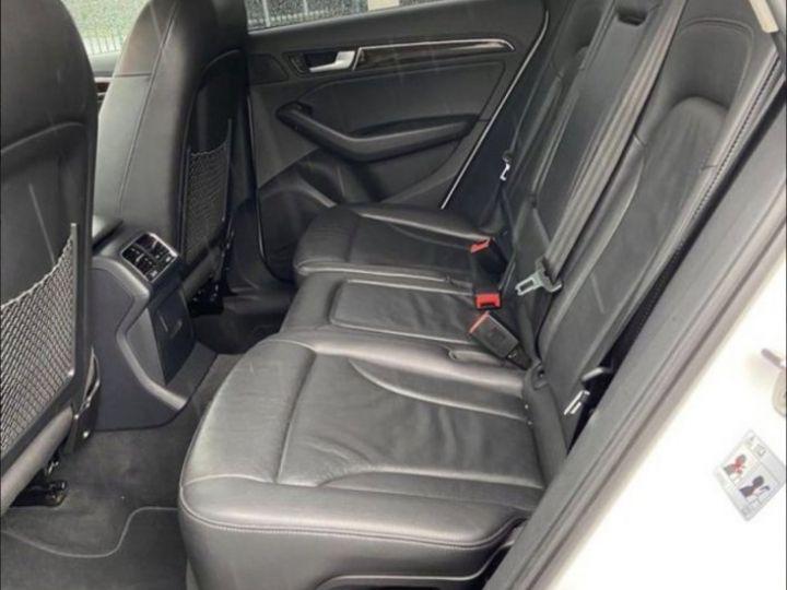 Audi Q5 2.0 225CH AVUS QUATTRO Blanc - 4