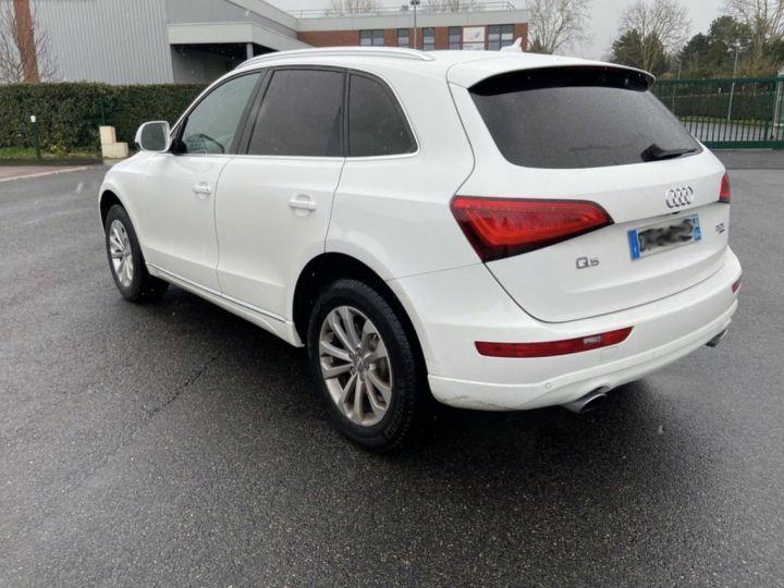 Audi Q5 2.0 225CH AVUS QUATTRO Blanc - 6