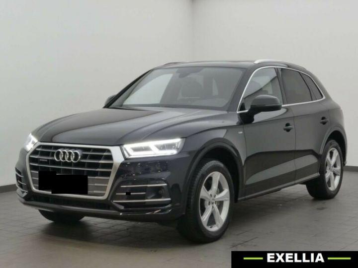Audi Q5 2.0 TDI NOIR PEINTURE METALISE  Occasion - 4