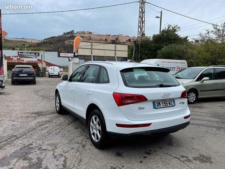 Audi Q5 2.0 tdi Blanc Occasion - 3