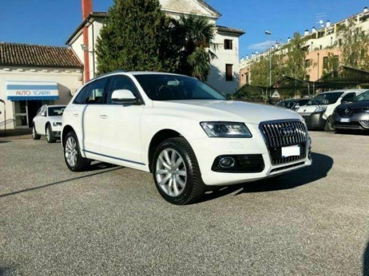 Audi Q5  2.0 TDI 150 CV quattro Business # Blanc - 1
