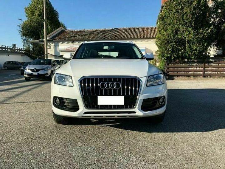 Audi Q5  2.0 TDI 150 CV quattro Business # Blanc - 2