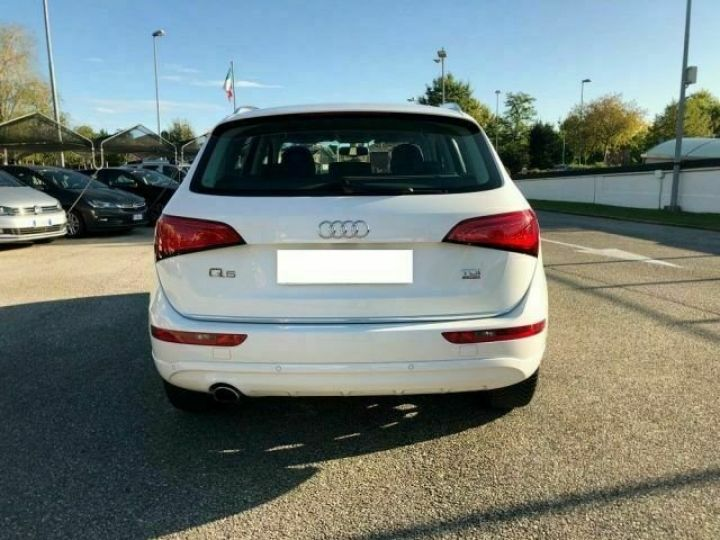 Audi Q5  2.0 TDI 150 CV quattro Business # Blanc - 5