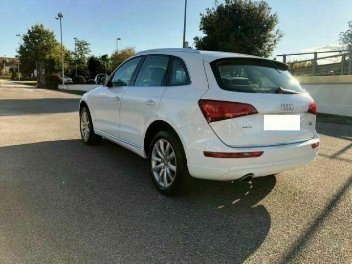 Audi Q5  2.0 TDI 150 CV quattro Business # Blanc - 6