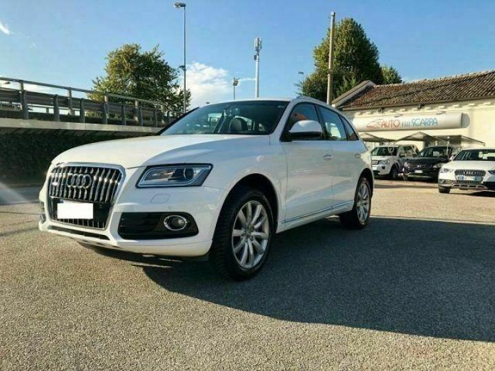 Audi Q5  2.0 TDI 150 CV quattro Business # Blanc - 7