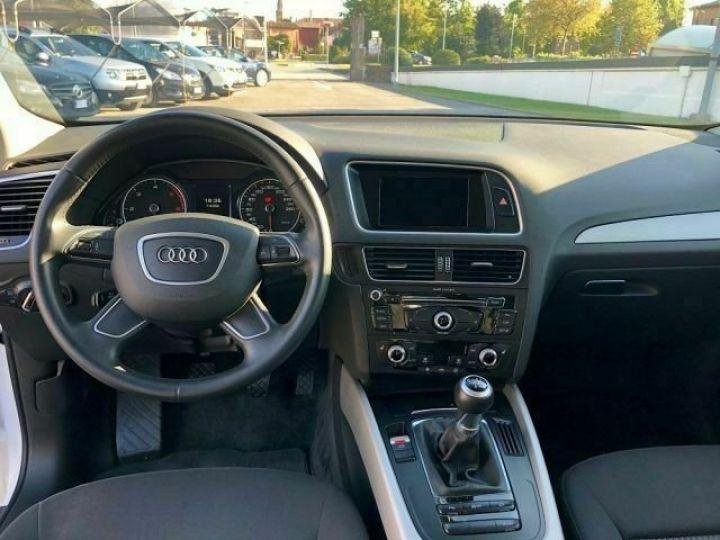 Audi Q5  2.0 TDI 150 CV quattro Business # Blanc - 8
