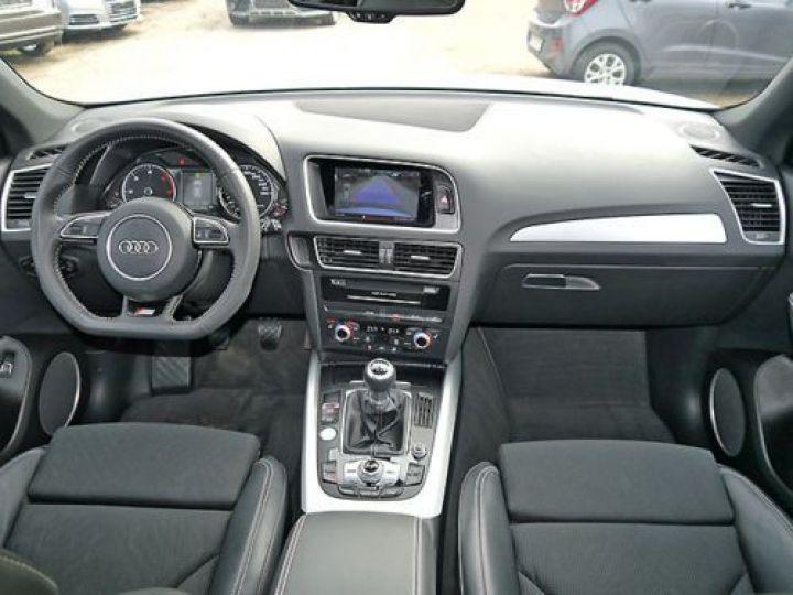 Audi Q5 2.0 TDI 150CH S LINE BLANC - 5