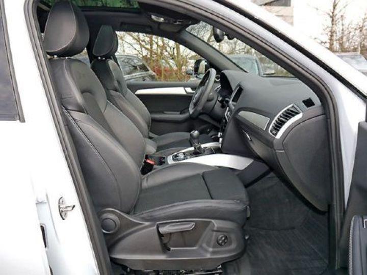 Audi Q5 2.0 TDI 150CH S LINE BLANC - 8
