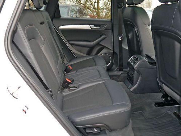 Audi Q5 2.0 TDI 150CH S LINE BLANC - 10