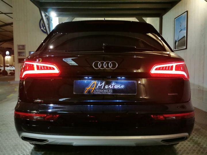 Audi Q5 2.0 TDI 163 CV DESIGN LUXE QUATTRO BVA Noir - 4