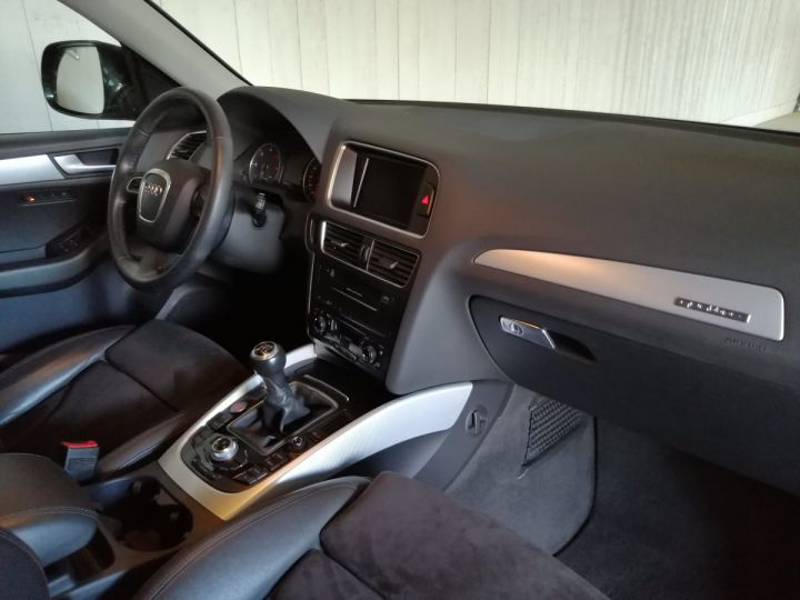 Audi Q5 2.0 TDI 170 CV AVUS QUATTRO BV6 Gris - 7