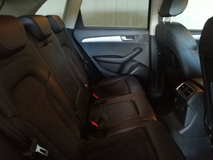 Audi Q5 2.0 TDI 170 CV AVUS QUATTRO BV6 Gris - 8